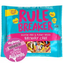 Rule Breaker Birthday Cake...