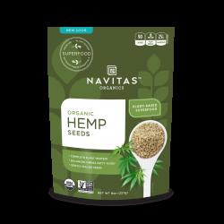Navitas Organics Hemp Seeds