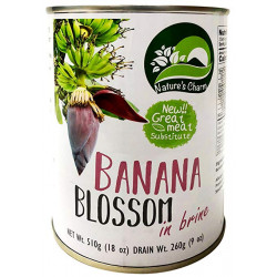 Nature's Charm Banana Blossom