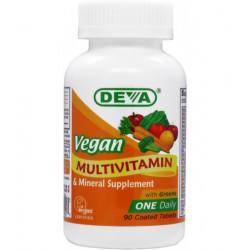 Deva Multivitamin & Mineral