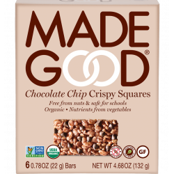 MadeGood Chocolate Chip...