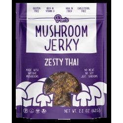 Pan's Mushroom Jerky Zesty...