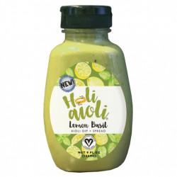 Holi Aioli Lemon Basil Sauce