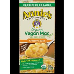 Annie's Creamy Sauce Vegan Mac