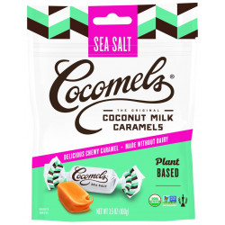 Cocomels Sea Salt Coconut...