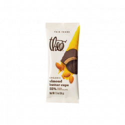 Theo Dark Chocolate Almond...