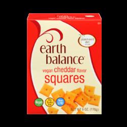 Earth Balance Cheddar...